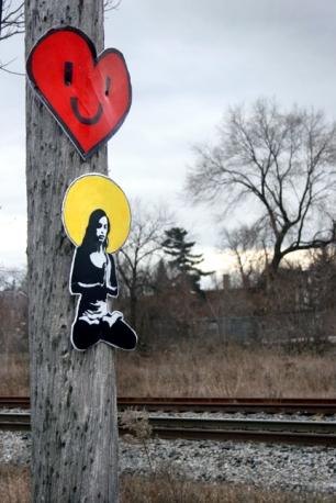 Railpath Heart