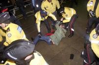 Violent arrests