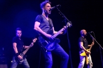 Big Wreck Perform