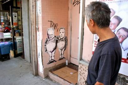Deadboy in Chinatown