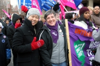 City Councillor Kristyn Wong-Tam
