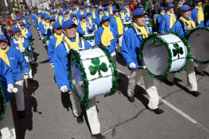 Falun Dafa Marching Band