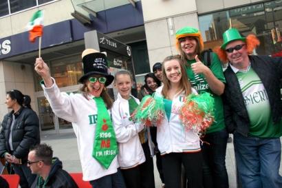Family Irish