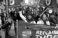 International Women's Day March