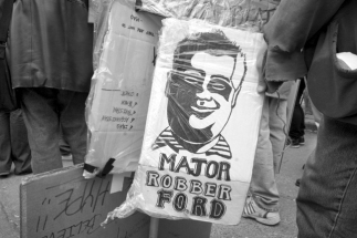 Major Robber Ford