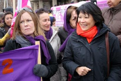 NDP MP Olivia Chow