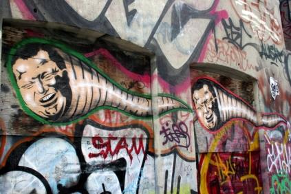 Spud Worms in Queen Alley #1
