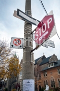 Stop Sign Ford