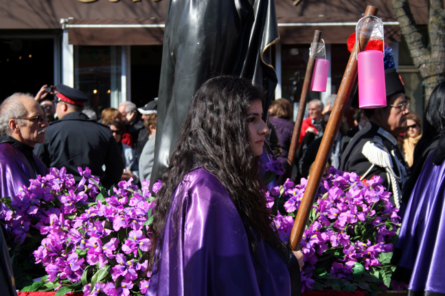 Purple Procession