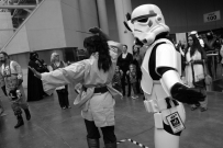 Storm Trooper Jedi Moves