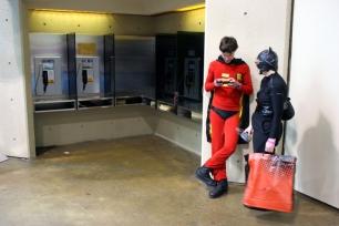 Superhero Cellphone