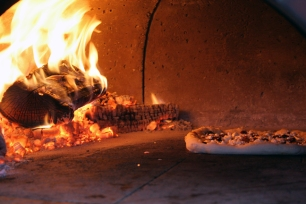 Bonfire Oven