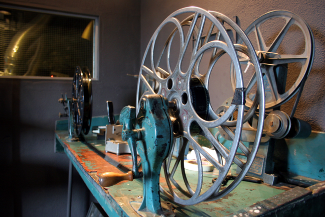 Bloor Cinema Reels