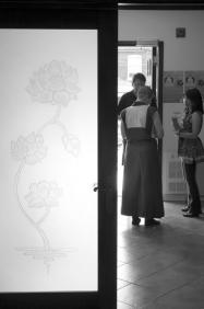Lotus Door