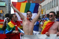 Pride Toronto paradeSunday, July 1st, 2012