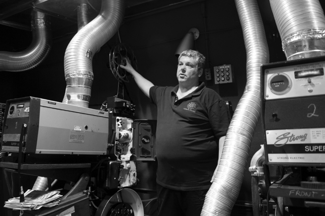 Rob The Projectionist
