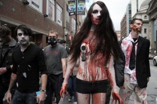 Zombie Stripper