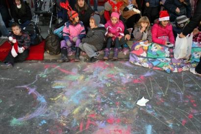 Chalk By Pollock
