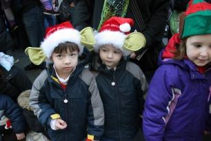 Christmas Yodas