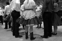 Square Dance Stall