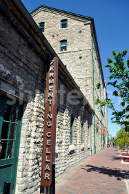 Distillery - Fermenting Cellar