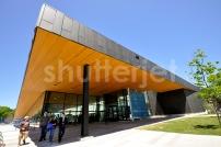 Regent Park Aquatic Centre - Exterior