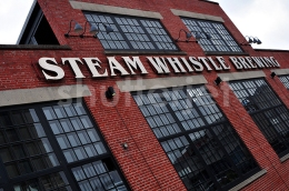 Steam Whistle Brewery - Facade