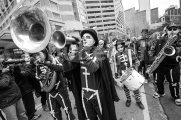 Skeleton Brass Band