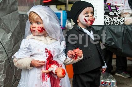Child Zombie Bride