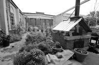 Garden and Oven