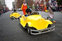 Peanut Cars