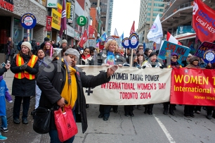 Women Taking Power