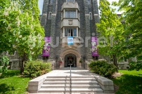Knox College Entrance
