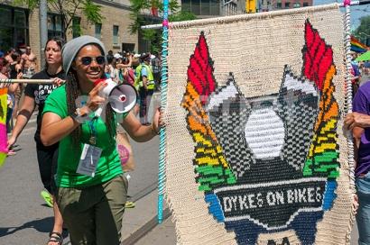 Dyke March 08