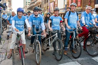 Biking Politicos