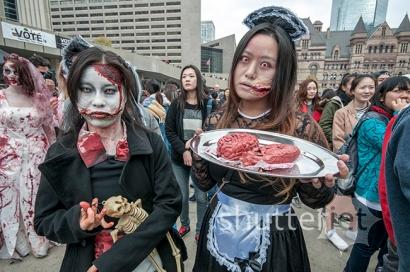 Zombie Walk 24
