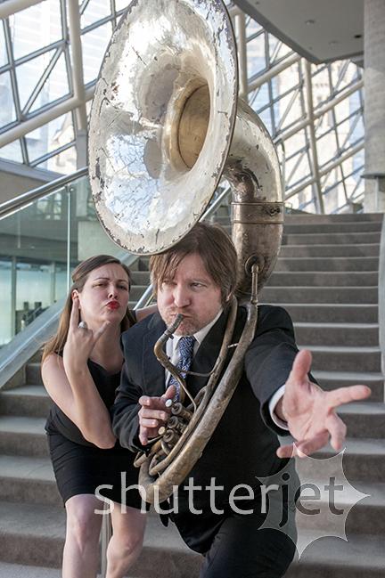 Matthew Reid and Carly Heffernan 07